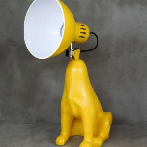 DogLamp Yellow